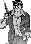 DYLAN DOG by nonamefox