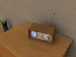 Radio by d03090