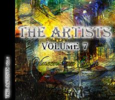 Artist Music CD - Front Cover by Tyroth-Dartvyn