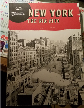 Will Eisner's New York the Big City by newyorkx3