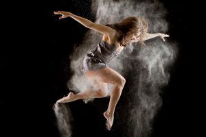 Flour Dancer by SonjaPhotography