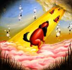 All Dogs Go to Heaven by sacroiliac