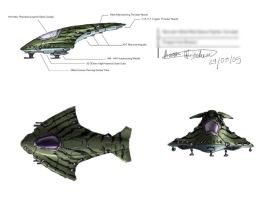Fighter Concept by Hazzard65