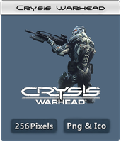 Crysis Warhead Icon by thedevilbringer666