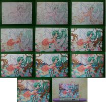 ACEO 10 - work progress by NeMi09