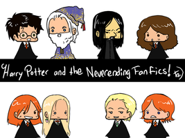 Ode to the Harry Potter Fanfic by PucchiQ