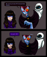 No kids for them comic by PurpleRAGE9205