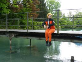 Naruto Cosplay by Taamy-chan