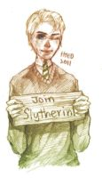 HP: Join Slytherin by hantinexd
