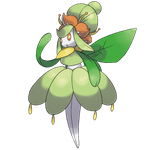 Mega Evolution: Lilligant by Kydeka