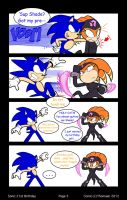 Sonic's 21st Birthday--page 3 by SonicFF