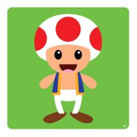 Toad by striffle