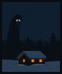 Cold outside Pixel art by SaintBonkers