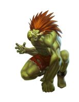 Blanka by Dark-Razvan