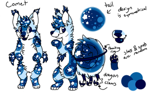 comet ref by CatFeed