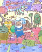 Adventure Time: Slumber Party Panic by albin0-toucan