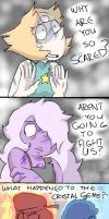 Why Are You So Scared? by PoltergeistCat614