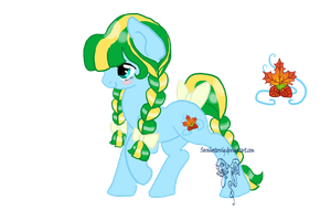 Pony for ButterflyPuppetWolf by Sarahostervig