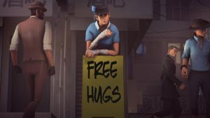 FREE HUGS! by karinscr