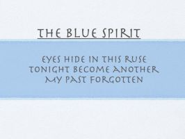The Blue Spirit by Valkyrie-Fire