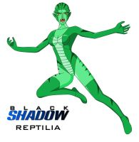 Reptilia - refined by Dangerman-1973