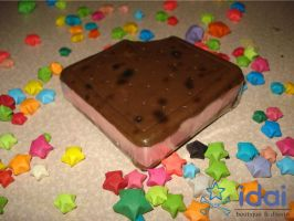 Ice cream sandwich soap by Candy27