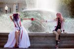 Utena to Anthy by tajfu