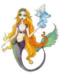 Mermaid 3 by SabriMari