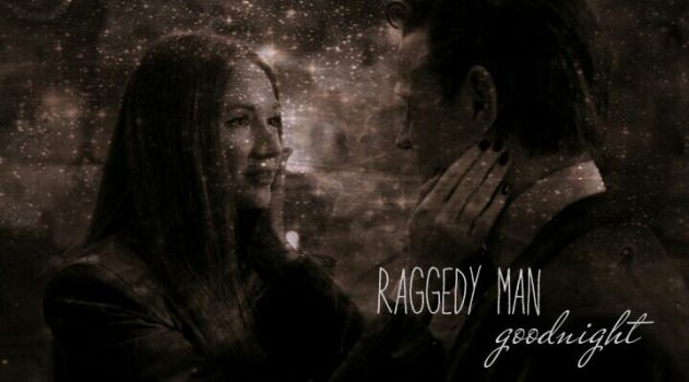 Raggedy Man Goodnight by abby1133