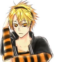 Toma-kun Fan Art of Amnesia by Maylicious