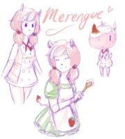 Merengue is a cutie by madkoog