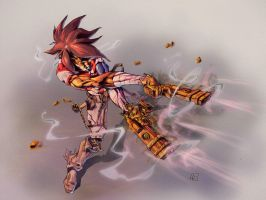 CANNON BUSTERS Kickstarter by marvelmania