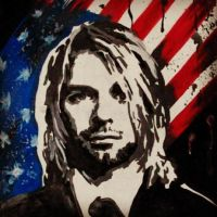 Kurt Cobain by ChristinDeath
