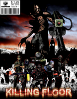 Killing Floor Comic Book Cover by TymaxBeta