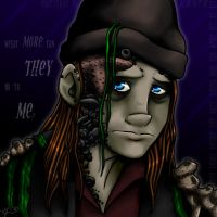 Twice Cursed Pirate Father by guardian-GARM