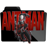 Ant-Man Folder Icon by gterritory