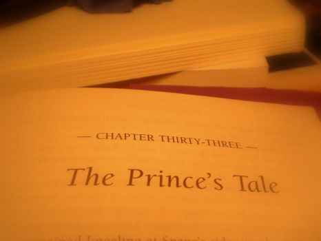 The Prince's Tale by SybilVane38A