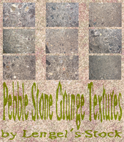 Pebble Stone Grunge Tex. Pack by Lengels-Stock