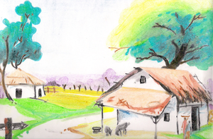 Countryside by vedica