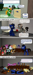 Ask True Blue tumblr 242 by Out-Buck-Pony
