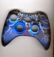xbox 360 controller faceplate by chrisfurguson