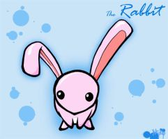 Zodiac- Rabbit by Nekoyasha-