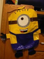 Minon Back Pack by katiesparrow1