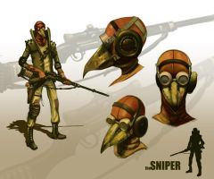 the sniper by jamggurogi