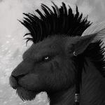 Red XIII by Entropician