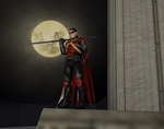 Red Robin (New52) Mod by lonelygoer