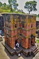 Church of Saint George, Lalibela by CitizenFresh