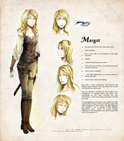 commission - Margot by namirenn