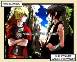 Rivals - Comic Version by solarwind06