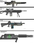 Military Weapon variants JPG 9 by Marksman104